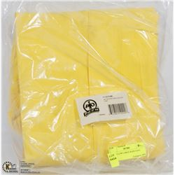 PIO YELLOW LARGE RAIN COAT