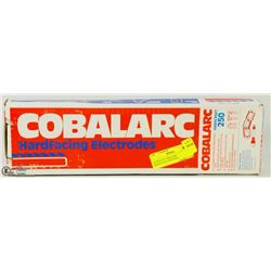 10# BOX OF COBALARC HARDFACING WELDING ELECTRODES