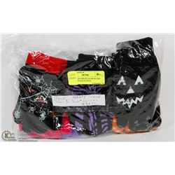 12 PACK OF CHILDS GLOW IN THE DARK MITTS & GLOVES