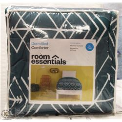 ROOM ESSENTIALS LIMITED EDITION XL TWIN COMFORTER