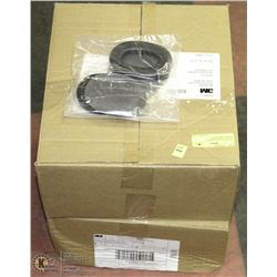 2 CASES OF 3M EARMUFF REPLACEMENT KITS