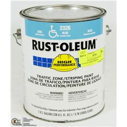 3.78L PAIL OF RUSTOLEM HIGH TRAFFIC ZONE STRIPING