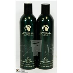 2 PACK ALTERNA CAVIAR AGE FREE PROTECTANT WORKING