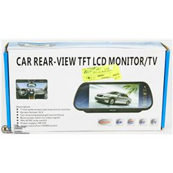 "CAR REAR-VIEW TFT LCD MONITOR 7"" SCREEN"