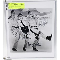 SIGNED ANDY GRIFITH SHOW POSTER