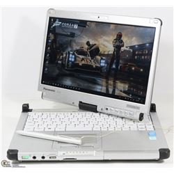 PANASONIC TOUGHBOOK CF C2 RUGGED LAPTOP/TABLET
