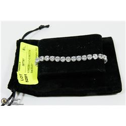 NEW LESA MICHELLE 42.00CTTW TENNIS BRACELET