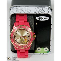 THE MUPPETS KERMIT THE FROG WATCH