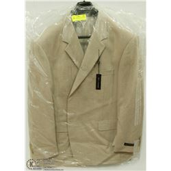 NEW BELLISSIMO SUIT JACKET SIZE 48R