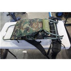 CAMP TRAILS CAMO FRAME BACKPACK