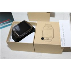 NEW BLACK PREMIUM SMART WATCH