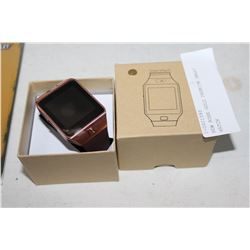 NEW ROSE GOLD PREMIUM SMART WATCH