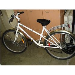WHITE NORCO MOUNTAINEER BIKE