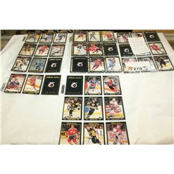 48 CARD SET GILLETTE INCLUDE PAVEL BURE ROOKIE CARD