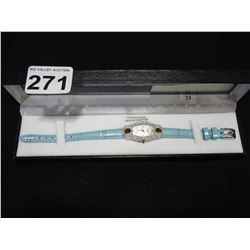 STERLING SILVER LADIES WATCH RETAIL $300.00