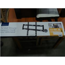 NEW OVERSTOCK INSIGNIA 33 TO 46 INCH FIXED POSITION TV WALL MOUNT