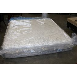 NEW KINGSIZE SERTA PERFECT SLEEPER QUILTED SMART SURFACE MATTRESS RETAIL $2699