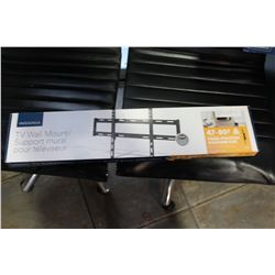 NEW OVERSTOCK INSIGNIA 47 TO 80 INCH FIXED POSITION TV WALL MOUNT