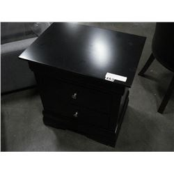 NEW BLACK AUSTIN GROUP NIGHTSTAND