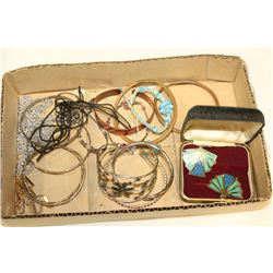 BANGLES AND EARRINGS