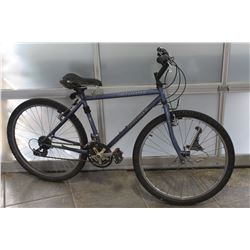 BLUE HARDROCK SPECIALIZED BIKE