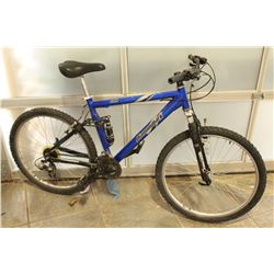BLUE DIAMOND BACK BIKE