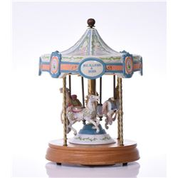 Tobin Fraley, The American Carousel Second