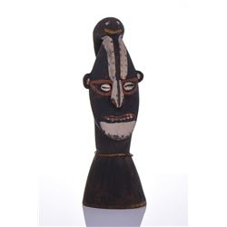 Papua New Guinea Palembai Wood Carving With