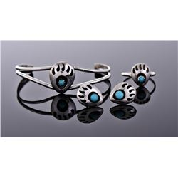 Native American Sterling Silver Southwest