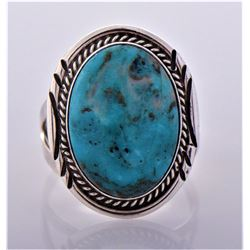 Annie Hoskie, Navajo Southwest Turquoise