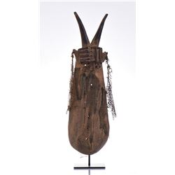 African Toma Wood Mask, Liberia. Masks are