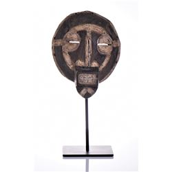 African Bwa Wood Mask, Burkina Faso. Estimate