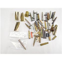 ASSORTED TRENCH ART & AMMO