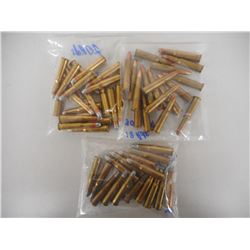 ASSORTED .303 SAVAGE AMMO