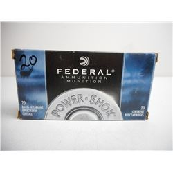 FEDERAL 7MM REM MAG AMMO