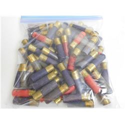 ASSORTED LOT OF 16 GAUGE SHOTGUN SHELLS VARIOUS SHOT SIZES