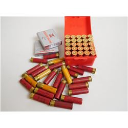 ASSORTED LOT OF 20 GAUGE SHOTGUN SHELLS VARIOUS SHOT SIZES