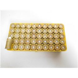 .455 COLT  RELOAD AMMO IN PLASTIC CASES