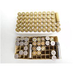 ASSORTED LOT OF 38 SPL AMMO