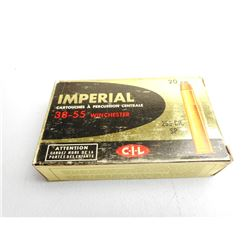 IMPERIAL 38-55 255 GR AMMO