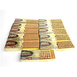 IMPERAIL 22 LONG RIFLE HIGH VELOCITY AMMO