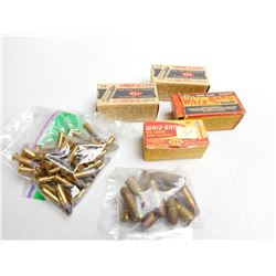 ASSORTED LOT OF 22 LR AND 9MM AMMO