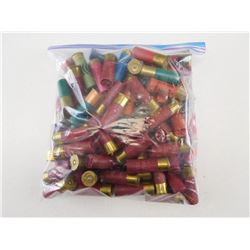 ASSORTED LOT OF 12 GA. X 2 3/4 SHOTGUN SHELLS