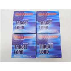 CHALLENGER FIRST CLASS TARGET LOAD 12GA X 2 3/4 # 7.5 AND # 8 SHOTGUN SHELLS