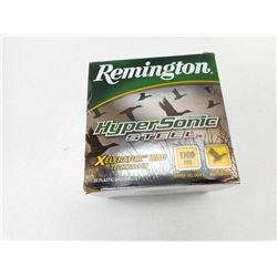 REMINGTON HYPERSONIC STEEL  12 GA X 3 1/2 BB SHOT, SHOTSHELLS