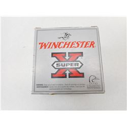 WINCHESTER DRYLOK SUPER-STEEL 12 GA X 3 1/2 BB SHOT, SHOTSHELLS