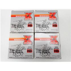 WINCHESTER SUPER-X HIGH BRASS 12GA X 2 3/47 #6 SHOTSHELLS