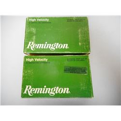 REMINGTON 270 WIN 100 GR POINTED SOFT POINT AMMUNITION