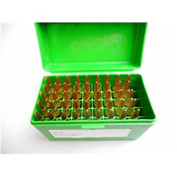 BARNES .25-06  115 GR AMMUNITION IN PLASTIC HOLDERS