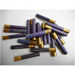 410 GA X  2 3/4 SHOTSHELLS ASSORTED SHOT SIZES
